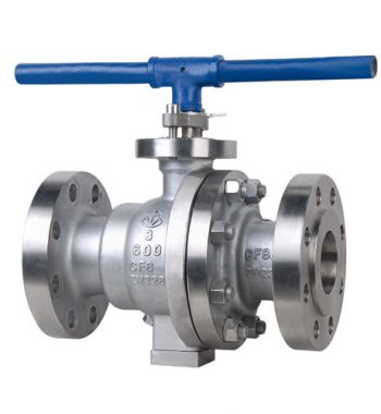 Duplex Steel Trunnion Mounted Ball Valves