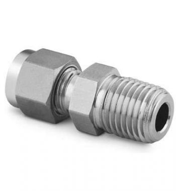 Titanium Alloy NPT Male