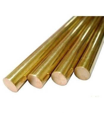 Forging Brass Rods