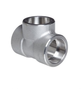 Alloy 20 Forged Socket weld Tee