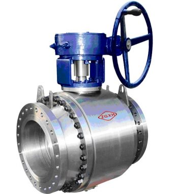 Carbon-Steel-Trunnion-Mounted-Ball-Valves