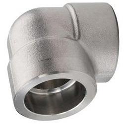 Nickel Alloy Socket Weld Elbow