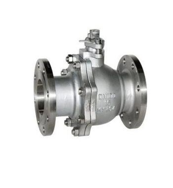 Titanium Trunnion Mounted Ball Valves