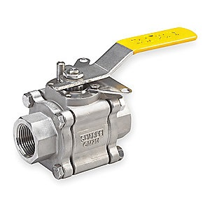 Alloy 20 Ball Valves