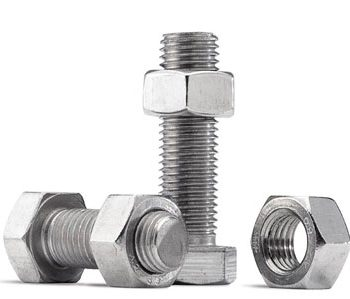 Alloy 20 Structural Bolts