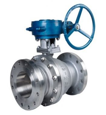 Duplex Steel DIN 1.4462 Ball Valves