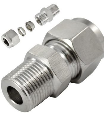 Duplex-Steel-Thread-Connector