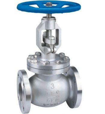 Duplex-steel-globe-valves