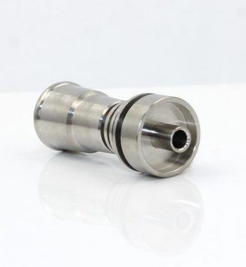 Titanium Female Connector