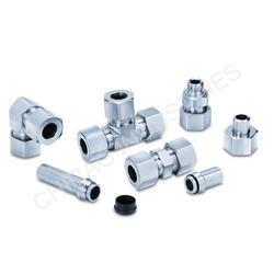 A182-Alloy-Steel-Single-Ferrule-Fittings