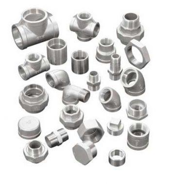 ASME / ASTM B564 / 160 / 472 Socket weld Fittings