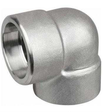 Duplex-Steel-90-deg-Socket-weld-Elbow