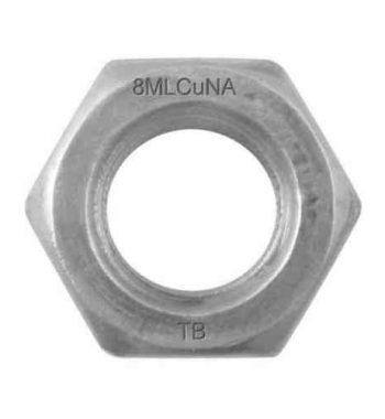 Hastelloy ASTM A194 Hexagon Nut