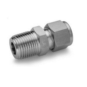 Hastelloy B366 Male Connector