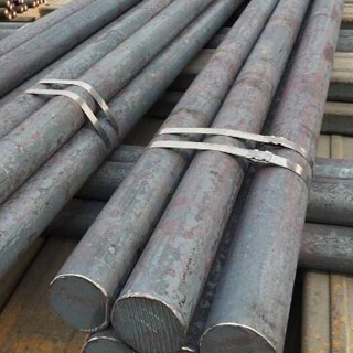 High Carbon Spring Steel Forged Bars