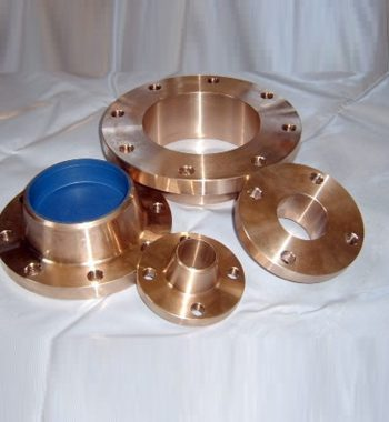 UNS C71640 Forged Flanges