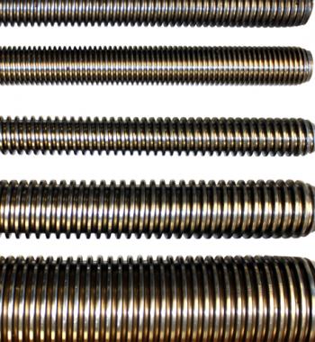 UNS S32760 Threaded Bar/Rod