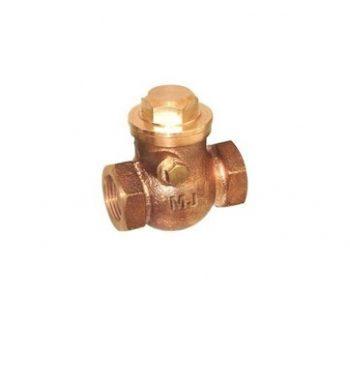 cu-ni-swing-check-valve