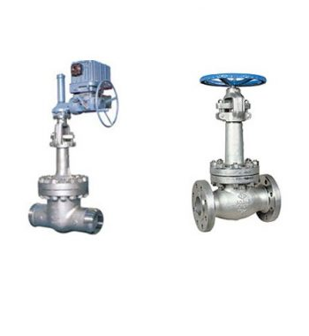 Titanium Alloy Cryogenic Valves